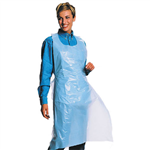 BRADY DISPOSABLE APRONS WHITE PACK 1000