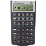 HP 10BII FINANCIAL CALCULATOR BLACK