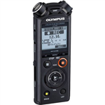 OLYMPUS LSP4 DIGITAL VOICE RECORDER BLACK