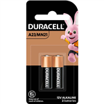 DURACELL A23MN21 ALKALINE 12V SECURITY BATTERY PACK 2